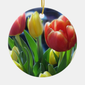 Tulips Ornament
