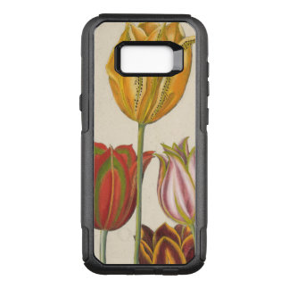 Tulips OtterBox Commuter Samsung Galaxy S8+ Case