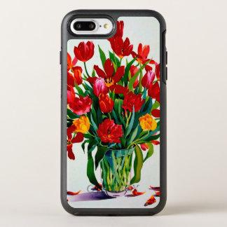 Tulips OtterBox Symmetry iPhone 8 Plus/7 Plus Case