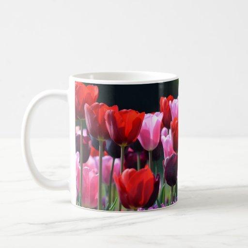 Tulips Photo Mug