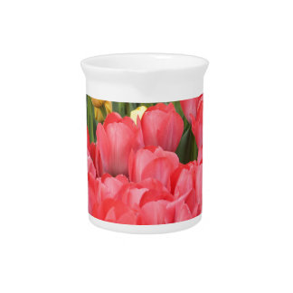 Tulips Pitcher