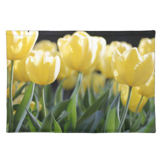 Tulips Placemat