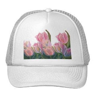 tulips set hat