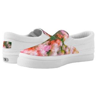 Tulips Slip-On Shoes