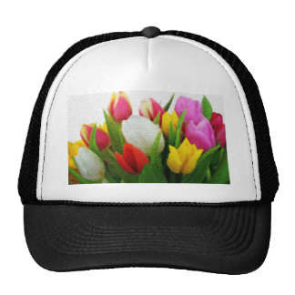 Tulips/tulips Trucker Hat