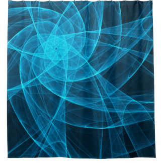 Tulles Star Shower Curtain
