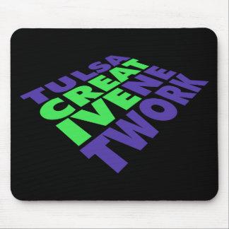 Tulsa Creative Network Mousepad