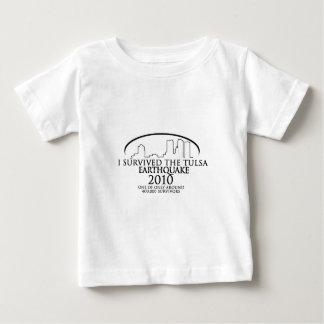 Tulsa Earthquake 2010 Tshirts