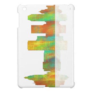 Tulsa Oklahoma Skyline iPad Mini Cover