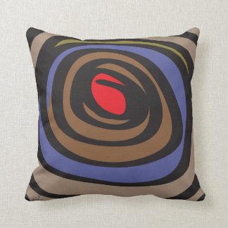 Tulsa Tornado Cushion