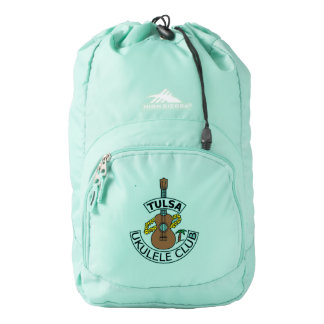 Tulsa Ukulele Club back pack 1 Backpack