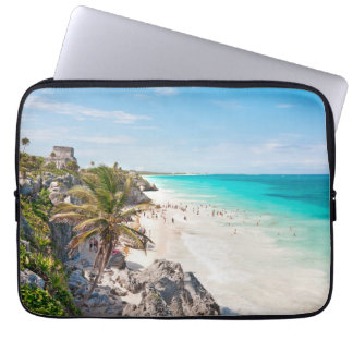 Tulum Beach Laptop Sleeve