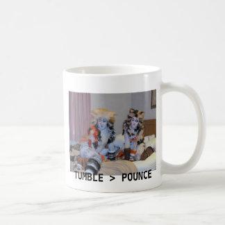 Tumble > Pounce Basic White Mug