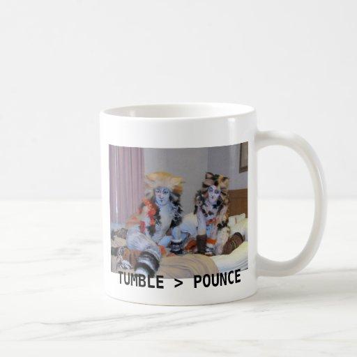 Tumble > Pounce Coffee Mug