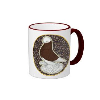 Tumbler Circle Ringer Mug