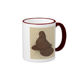 Tumbler:  Muffed Red Ringer Mug