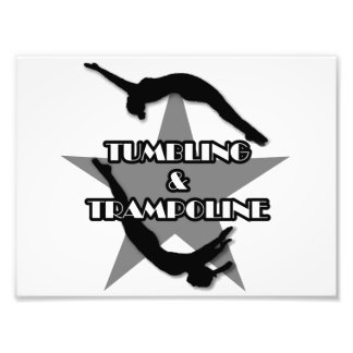 Tumbling and Trampoline Photograph