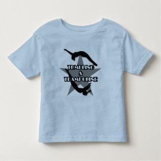 Tumbling and trampoline shirt