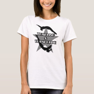 Tumbling and Trampoline T-Shirt