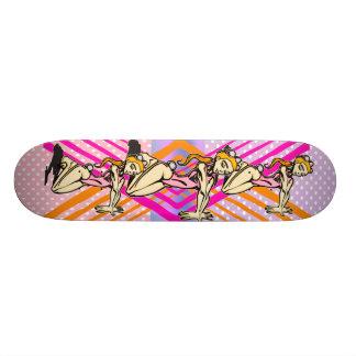 Tumbling Performance Custom Skate Board