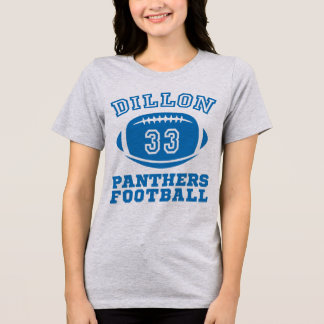 Tumblr T-Shirt Dillon Panthers Football