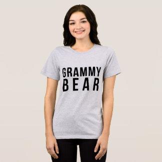 Tumblr T-Shirt Grammy Bear