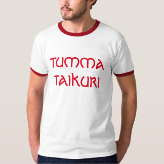 tumma taikuri - dark magician in Finnish T-Shirt