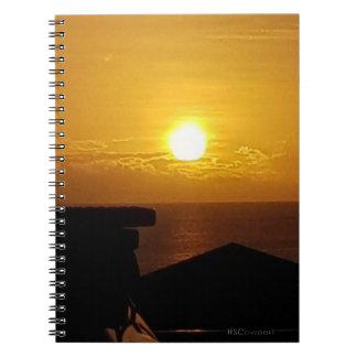 Tumon Sunset Notebook