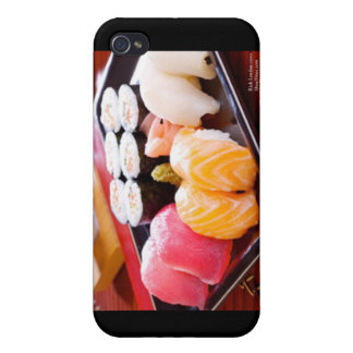 Tuna Yellowfin Etc Sushi Combo Gifts Etc. iPhone 4 Cases