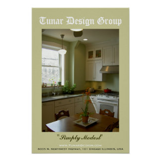 Tunar Design Group Poster