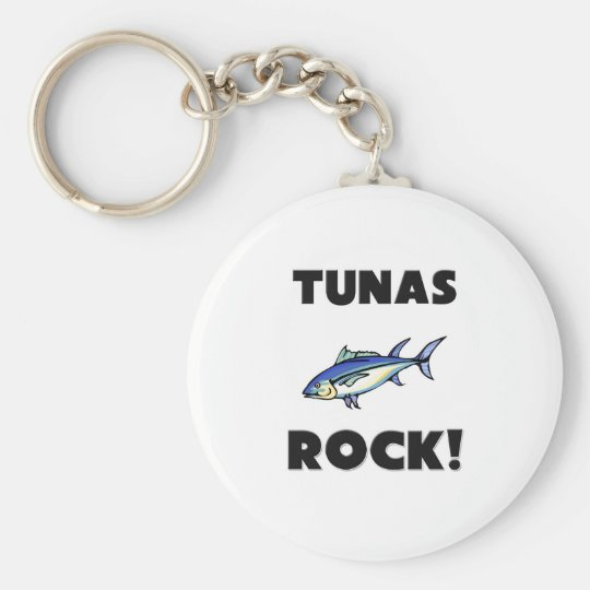 Tunas Rock Key Ring