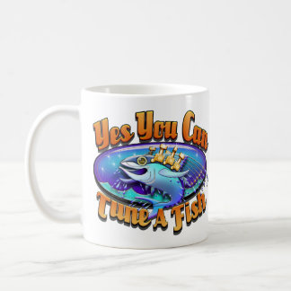 Tune A Fish beverage mug