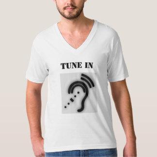 Tune In Tee Shirts
