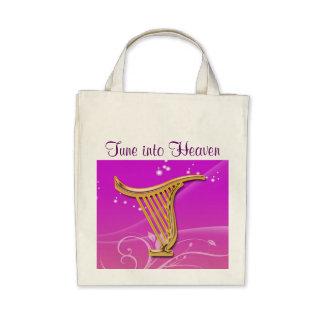Tune into Heaven bag