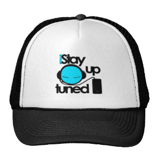 Tuned up hat