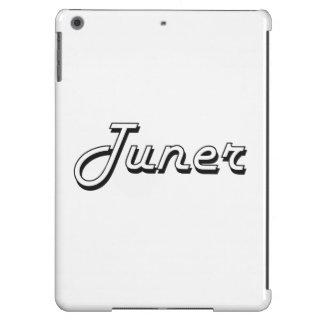 Tuner Classic Job Design Cover For iPad Air