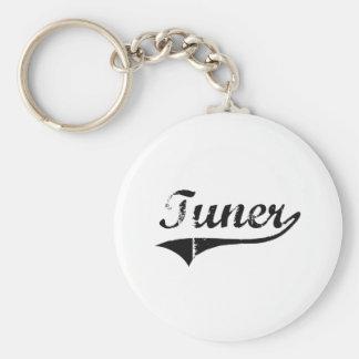 Tuner Professional Job Key Chains