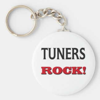 Tuners Rock Key Chains