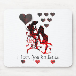 """Tunes Of Love""* Mouse Pad"