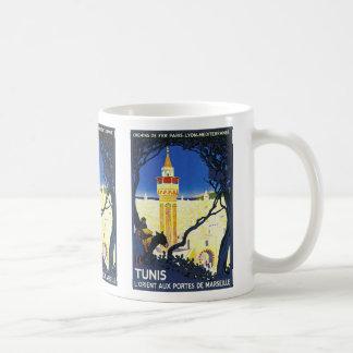 Tunis ~ L'Orient Aux Portes de Marseille Coffee Mug