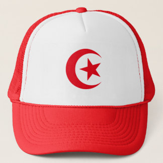 Tunisia 2 trucker hat