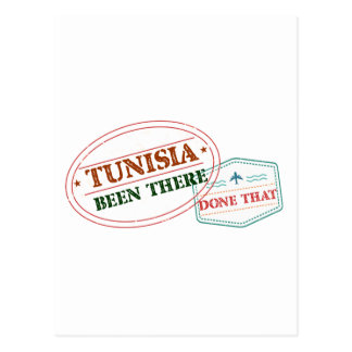 Tunisia Been There Done That Postcard