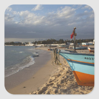 Tunisia, Cap Bon, Hammamet, waterfront, Stickers