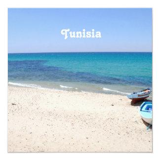 Tunisia Card