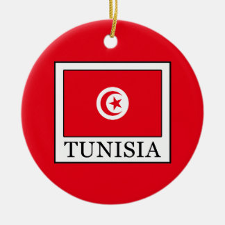 Tunisia Christmas Ornament