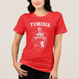 Tunisia Coat of Arms T-Shirt