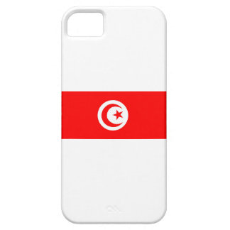 tunisia country flag name text symbol case for the iPhone 5