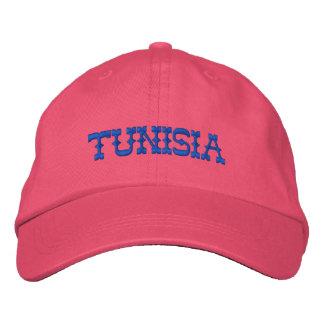 TUNISIA CUSTOM EMBROIDERED HAT