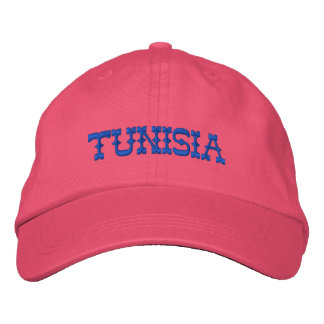 TUNISIA CUSTOM EMBROIDERED HATS