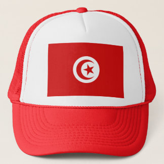Tunisia Flag Hat